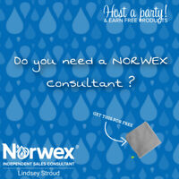 I am an Independent Norwex Consultant