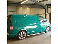 Volkswagen Transporter 4MOTION SWB 180ps DSG LOW MILES IDEAL ** NOW S0LD **