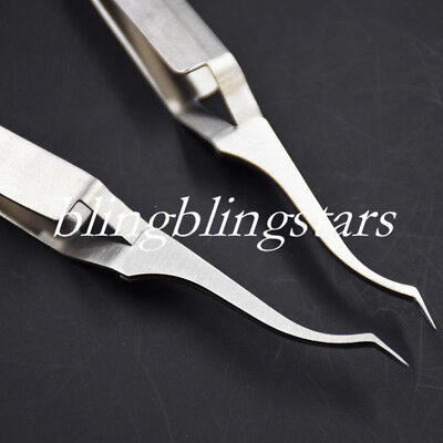 1 Pc Dental Orthodontic Brackets Buccal Tube Tweezers Surgical Instruments Tool