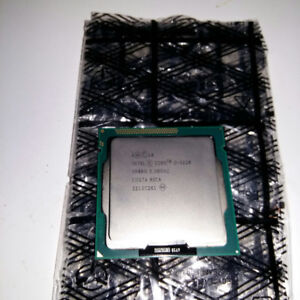 Intel Core i3-3220 processor☆ Working pull from system upgrade☆
