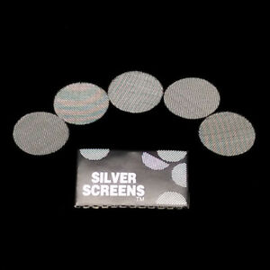 NEW Tobacco Smoke Screen Metal Filters 20mm Stainless Steel