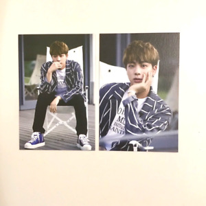 BTS KPOP BT21 PHOTOCARDS HYYH ON STAGE JIN