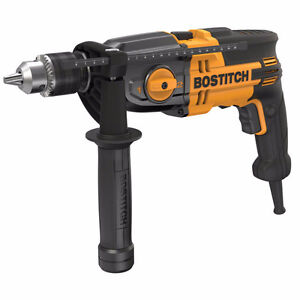 Bostitch corded Hammer Drill with case