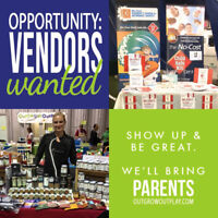 Small Business VENDOR SPACE Available this Spring