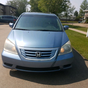 Honda odyssey 2008 only $ 7599 winter ready and fully loaded.