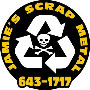 Buying  Scrap Metal