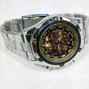 brand new designer automatic mens watch
