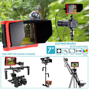 Neewer NW-A7S Camera Field Monitor with Silicone Case: 7 inch 4K