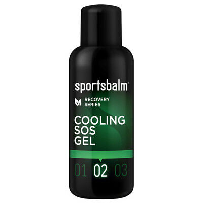 Recovery Series (Sportsbalm Recovery Series Cooling SOS Gel - 200ml - 02 - RRP £20)