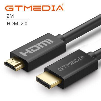 2M Largo HDMI Cable Alta Velocidad v2.0 HD 4K 3D arco para...