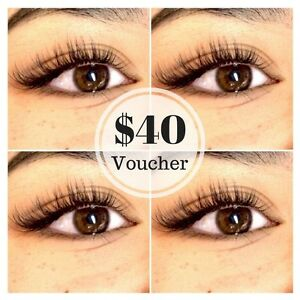 Free $40 voucher towards any full set of lash extensions ❤ Ipswich Ipswich City Preview