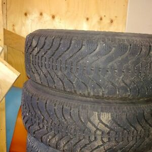 Winter Tires - used only one year