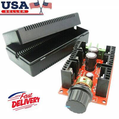 Dc Motor Speed Control Pwm Hho Rc Controller 12khz Dc10v - Dc 50v 2000w 40a