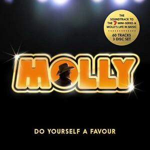 MOLLY SOUNDTRACK TO THE 7 MINI-SERIES 3 CD NEW