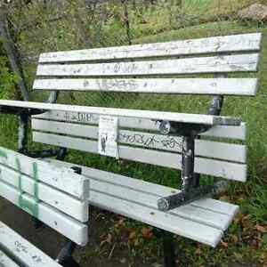 standard  park benches Kingston Kingston Area image 2