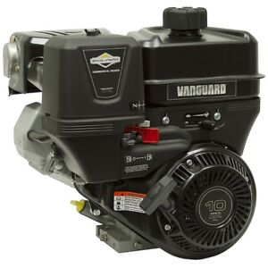 ELECTRIC START FOR A 10 HP BRIGGS & STRATTON ENGINE