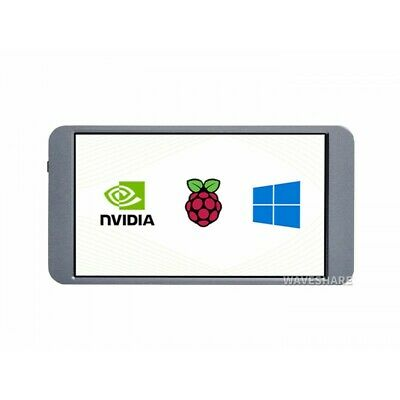 7inch Universal Portable Touch Monitor 10801920 Full Hd Ips Mini Hdmi For Rpi