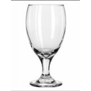 Water Glasses and Wine Glasses