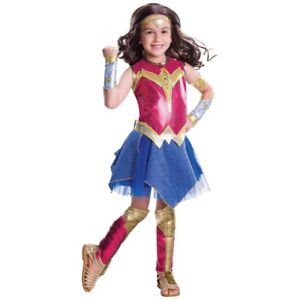 Wonder Woman Costume - Ages 4 - 6