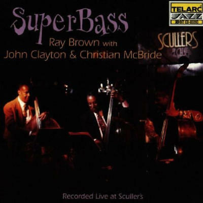 - Brown/Clayton/Mcbride - Superbass Neue CD