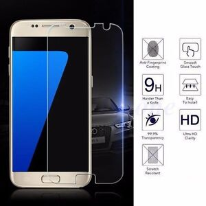 Samsung S7 Screen Protection with Scratch proof Tempered Glass Regina Regina Area image 2