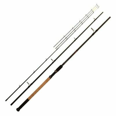 Shakespeare Agility Continental Feeder 12ft 3PC Coarse Fishing Rod 50% off RRP