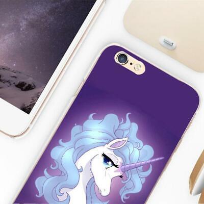 Ultra-thin Cute Cartoon Unicorn Pattern Soft TPU Case Cover For Various Phone