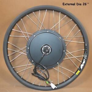 26 Font Wheel Mountain Bike Modified 36-60V 500W E-bike Kit Refit141106