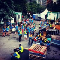 Just for Laughs Comedy Festival- Volunteers Needed