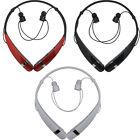 LG Tone Pro LBT-760 Wireless Bluetooth Neckband Headset Black - White - Red