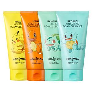 TONYMOLY-Pokemon-Foam-Cleanser-150ml-4-Type-Pokemon-you-039-re-mind
