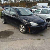 2005 Ford Focus Hatchback Cert-e-test 2900 pls tax