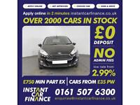 Ford Fiesta Titanium Hatchback 1.0 Manual Petrol LOW RATE FINANCE AVAILABLE