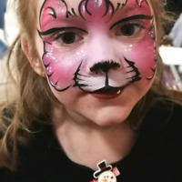 Face painting and Balloon animals