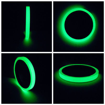 uminescent Tape Glow In The Dark Stage Home Decoration (Glow Tape)