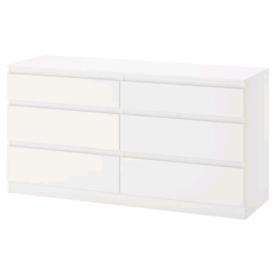 KULLEN Chest of 6 drawers, Was £70, IKEA Reading, #bargaincorner