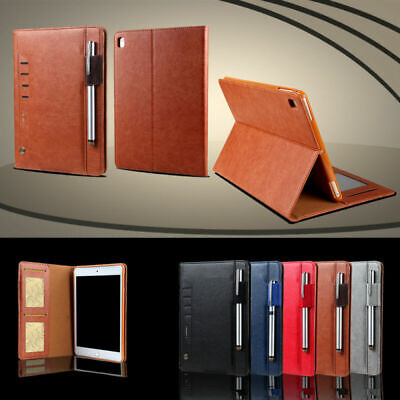 PU Leather Smart Stand Case Cover for iPad 10.2 2019 9.7 2018 Mini Pro 10.5 Air