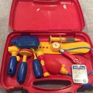 Doctor's Kit Playset