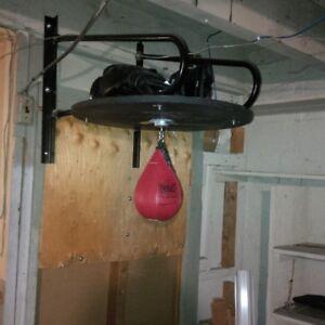 Ballon de Vitesse BOXE, Boxing Speed Ball.