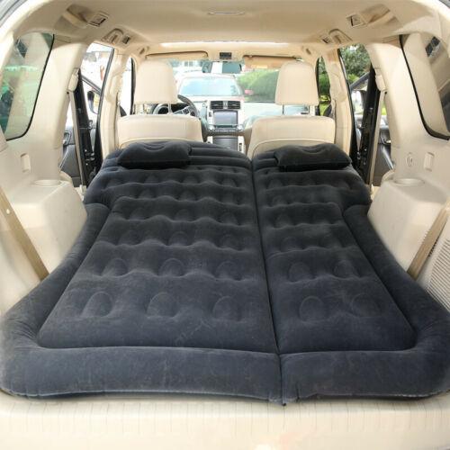 Inflatable Air Mattress for SUV or Minivan, air Pump Included