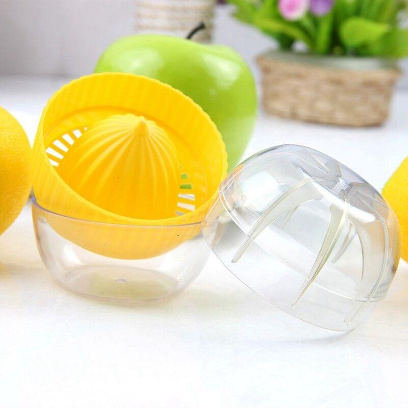 1PC ZITRONENPRESSE FRUIT Juicer Manuelle Citrus Küche Lime