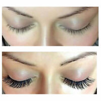 Eyelash Extensions Special-- $80--Mobile