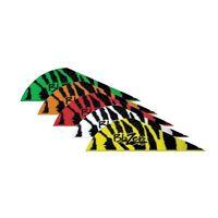 Bohning Tiger Blazer Vanes - 2, - (pack Of 12) - unbranded - ebay.co.uk