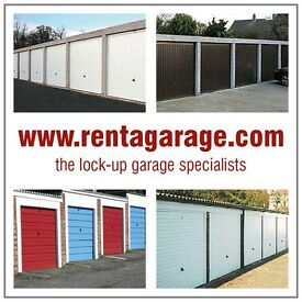 Garages to rent: Crookston Road London SE9 - perfect for storage