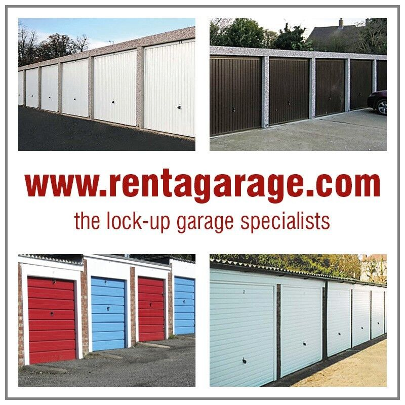 Garages to rent: Highmead, Station Road Harrow HA1
