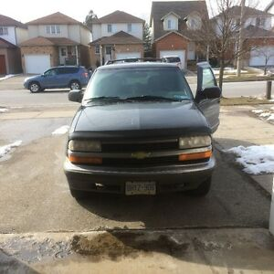 1999 Chevrolet Blazer LS (E-TESTED) $1000 AS IS   O.B.O.