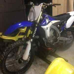 2010 yz450f, nice bike, has papers, 3700$