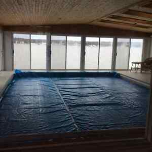 Bay of Quinte Cottage Rental - Indoor Pool