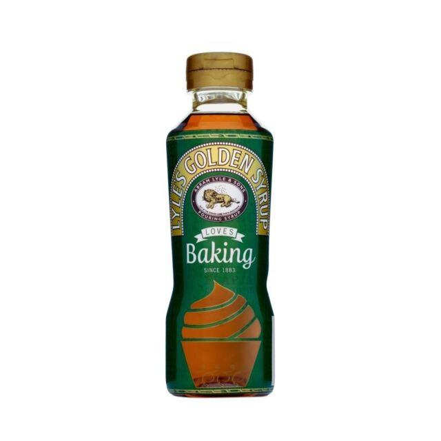 Lyle's Golden Syrup Baking Bottle (600g)