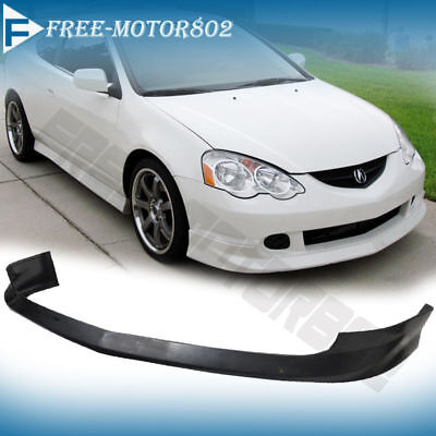 Fits 02-04 Acura RSX DC5 A-Spec Style Front Bumper Lip Spoiler Bodykit